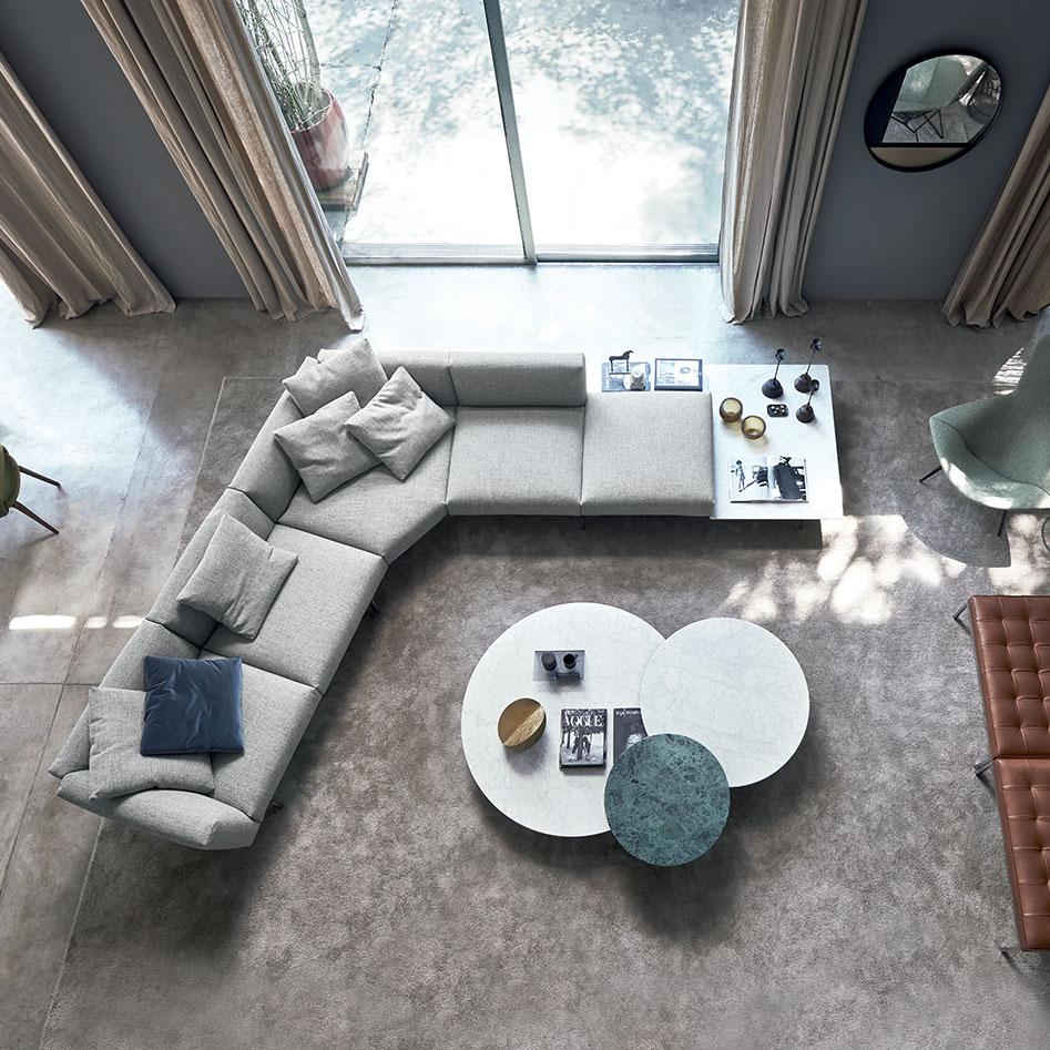 I divani moderni di design come fare la scelta giusta