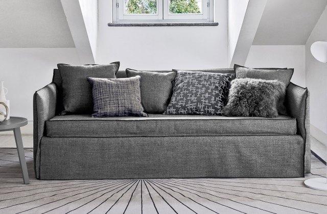 Gervasoni Ghost divano letto: design e qualità che rendono unica la tua casa