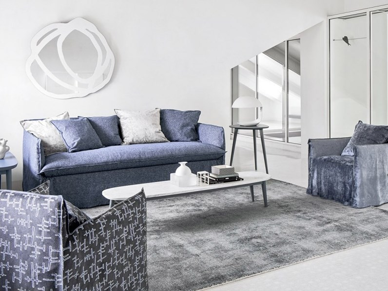 Gervasoni Ghost sofa bed design and quality that make your home unique