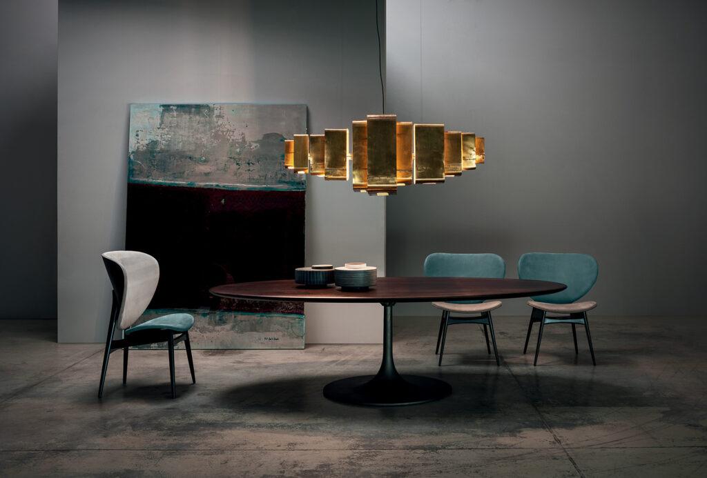 I tavoli Baxter: l'eccellenza del design per rendere unica la tua casa