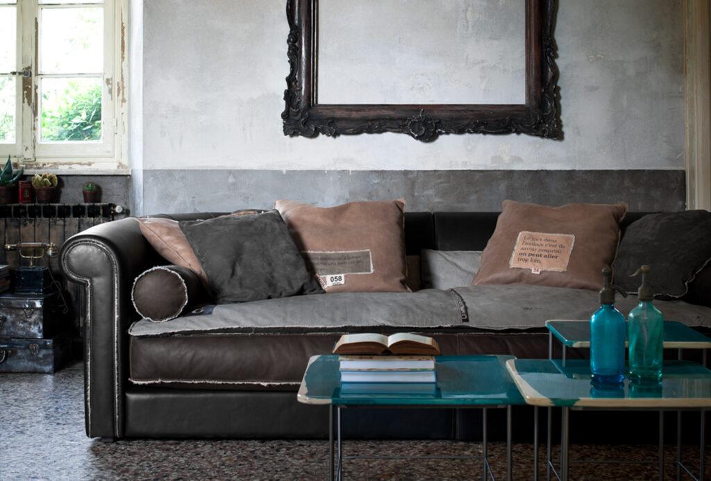 Baxter divano Chester Moon: un pezzo di storia del design italiano
