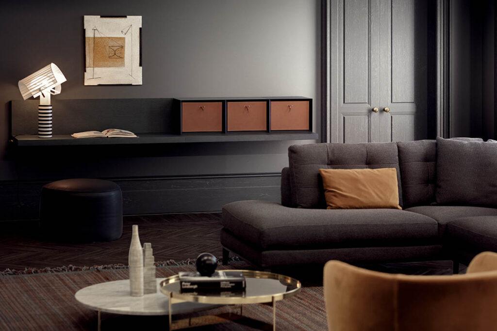 Il mobile da soggiorno in legno: guida alla scelta